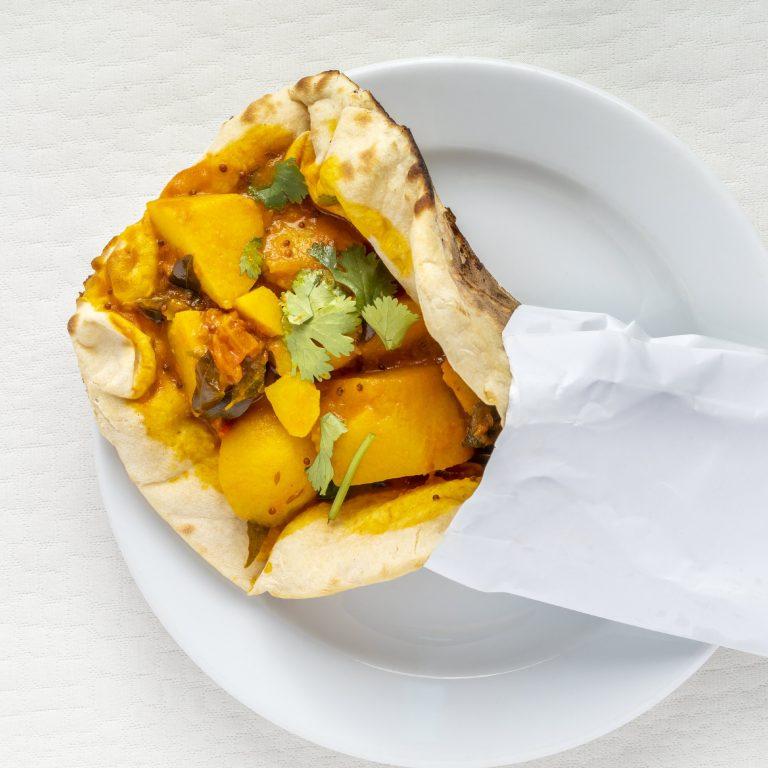Cheese and Garlic Aloo Masala Kebab