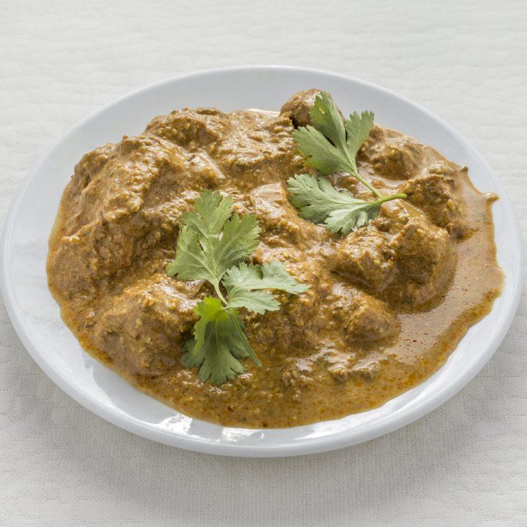 Indian Lamb Madras