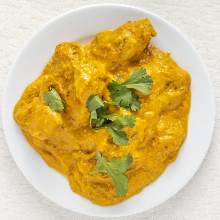 Indian Mango Chicken